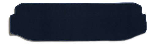 Premier Custom Fit 1-piece Cargo Area Carpet Floor Mat for BMW X3 (Premium Nylon, Navy Blue)
