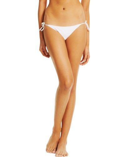 Women's UA Draya Bikini Bottom White-100 Large