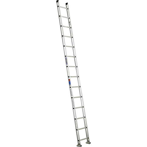 Werner (D1514-1) Single Ladder, Aluminum