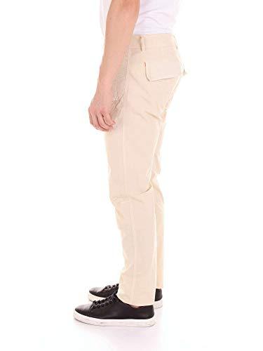 Beige Pantalon Coton Homme Pau047beige Individual xIg4wEXq4