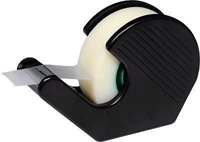 5 Star Hand-held Adhesive Tape Dispenser, - Sheets Star Five