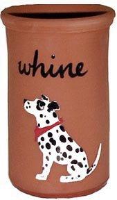 Dalmatian Whine Cooler