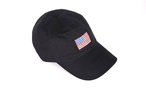 BASIC ADJUSTABLE AMERICAN CAP, 100% COTTON, ONE FITS - Us Oakley Military