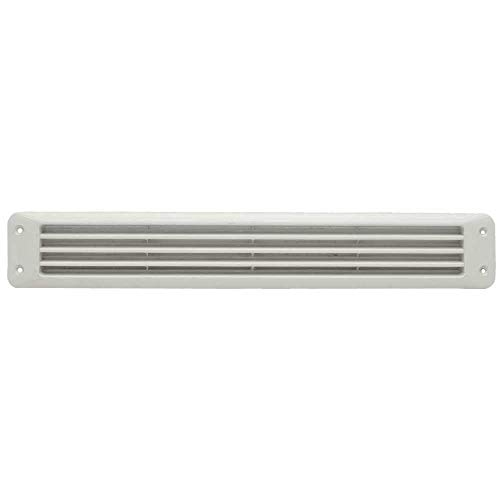 - Attwood 6031497 Attwood Flush louvered Vent (Renewed)