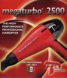 TURBO POWER Mega Turbo 2500 Professional Hair Dryer (Model: 311A)