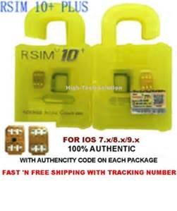 Accurate R-Sim 10 Plus For Iphone 6,6+,6S,6S Plus