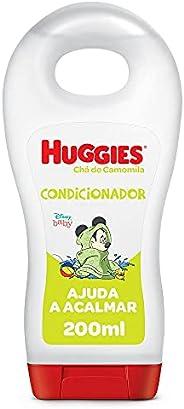 Condicionador Infantil Huggies Chá de Camomila - 200ml