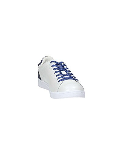 blue guess39519 Super white Guess ref Baskets Guess vq6Yw