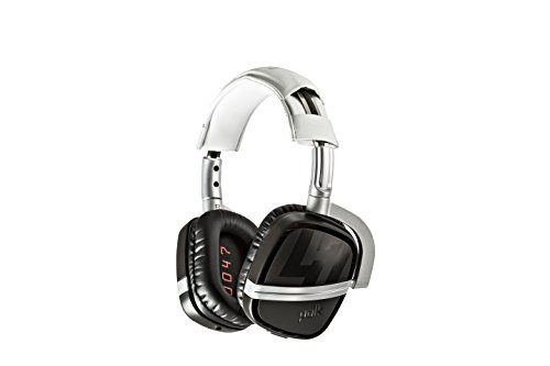 Amazon.com: Polk Audio Pro Limited Edition Hitman Contract Edition Gaming Headset - PlayStation 4: Video Games