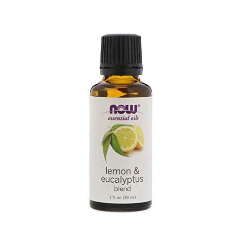 Now Essential Oils, Lemon & Eucalyptus Blend, ()
