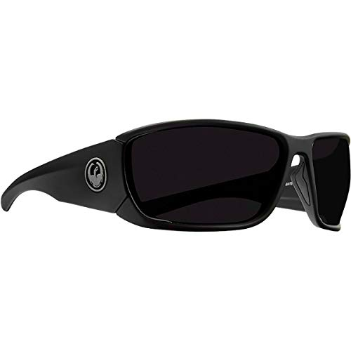 Sunglasses DRAGON DR TOW IN H 2 O 003 MATTE BLACK H2O WITH GREY Polarized LENS