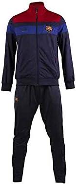 Ch/ándal oficial Barcelona azul marino 2018 2019 en bl/íster chaqueta y pantal/ón original Barcelona