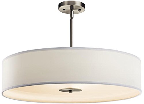 Steel Drum Pendant Lighting in US - 3