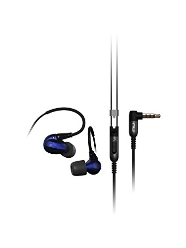 Optoma NuForce HEM4 Reference Class Hi-Res in-Ear Headphones with Dual Balanced Armature Drivers