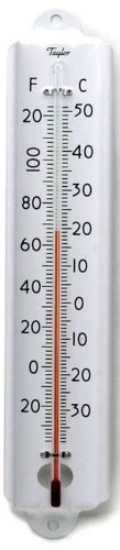 Taylor Precision Products Cold Dry Storage Wall Thermometer by Taylor Precision Products (Image #1)