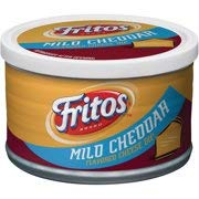 Fritos Cheese Dip 9 Oz (Pack of 12) (Mild Cheddar)