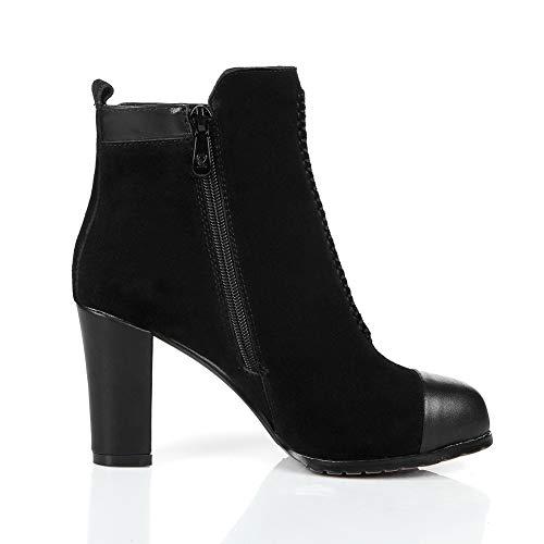Sandales 36 Noir Compensées Noir 5 Balamasa Abm13588 Femme Eu 5AqwgZg