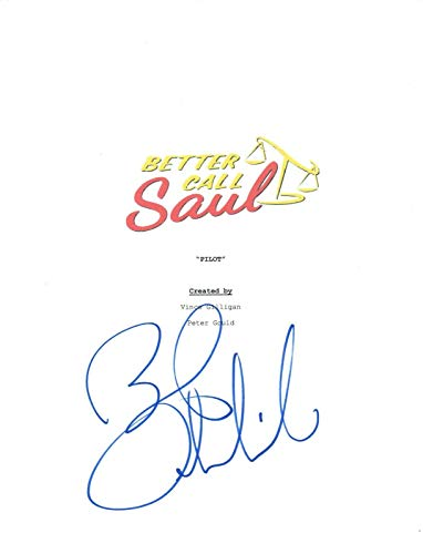 Bob Odenkirk Signed Autographed BETTER CALL SAUL Pilot Episode Script COA from Unknown