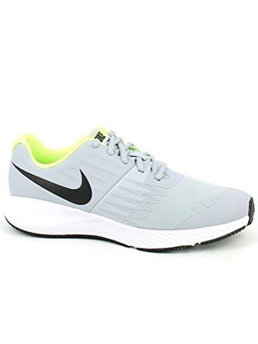 Grey Runner Star Garçon Gs Nike Gris Chaussures q780On6R