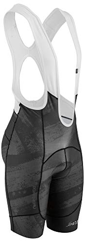 Louis Garneau Men's Neo Power Art Motion Cycling Bib, Expressionist, Large