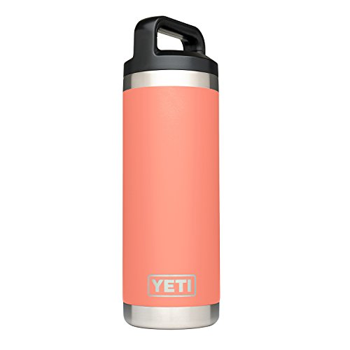 YETI Rambler 18oz Bottle, LE Coral from YETI