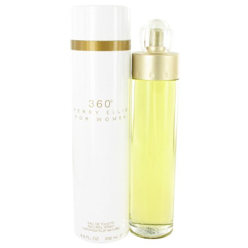 perry ellis 360 by Perry Ellis Eau De Toilette Spray 6.7 oz (Women) 434582 148220