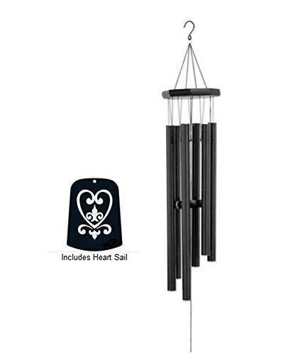 I Have You In My Heart Large Wind Chime Send Sympathy Gift For Funeral Or Memorial When Someone Loses A Loved One
