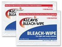 The Bleach Wipe sodium hypochlorite (bleach) product line has been proven to increase compliance to infection control protocol among healthcare professionals. Each product has been designed to maximize efficiency and simplify cleaning practices. 1:100 Dil