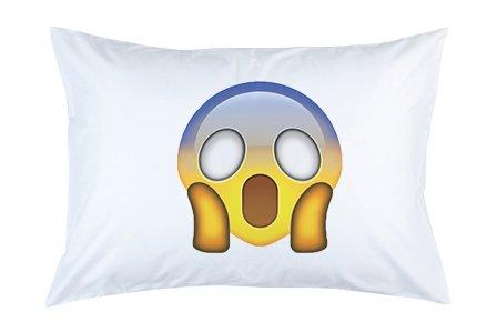 Amazon.com: Face Screaming en el Temor Emoticonos Emoji ...