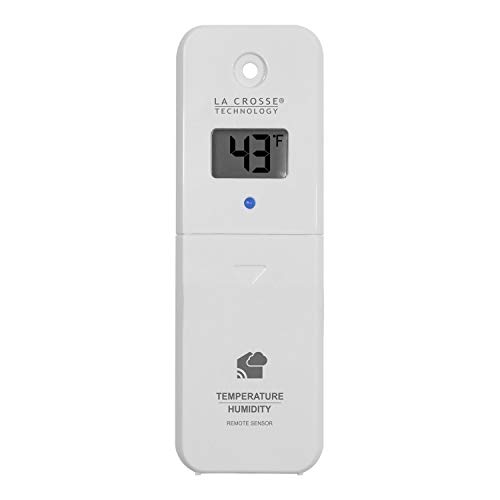 La Crosse Technology View LTV-TH3 - Connected Temperature & Humidity Sensor ()