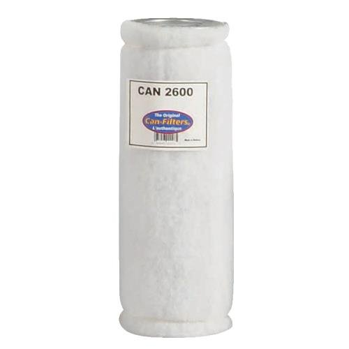 Can-Lite Filter 2600 Plastic w/ out Flange 353 CFM