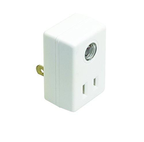 Westek CL11LC Dusk-to-Dawn Light Control, White