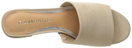 Micro Taupe Sandal Malista Flat Rampage WoMen WBq10SX