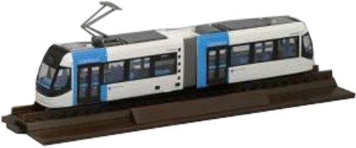 The Railway Collection Toyama Light Rail (Blau) (japan import)