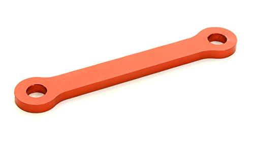 Mt Billet (Integy RC Model Hop-ups C26734RED Billet Machined Front Arm Brace for HPI 1/10 Jumpshot MT, SC & ST)