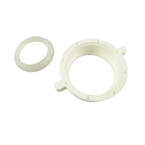 Danco 86786 1-1/2-Inch Slip-Joint Nut with Washers, PVC