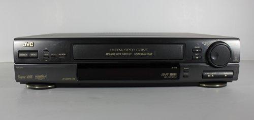 JVC HR-S5300U Super VHS Video Cassette Recorder Hi-Fi Stereo VCR