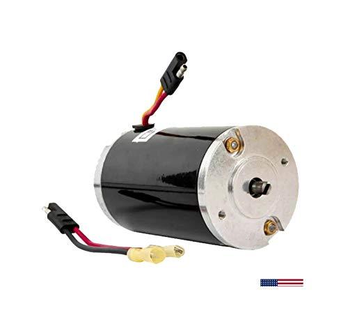 Genuine OEM Snowex Trynex Salt Spreader Auger Motor D6320 75675 Sp-1575 Sab0183