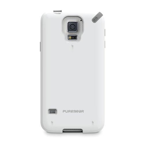 Price comparison product image Slim Shell Case for Samsung Galaxy S5 - Vanilla Bean