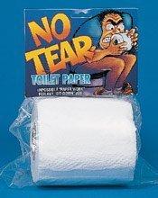 No Tear Toilet Paper Roll, Each