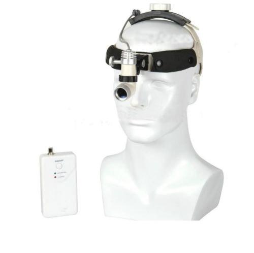 Zgood 3W LED Surgical Head Light Medical Lamp Headlight