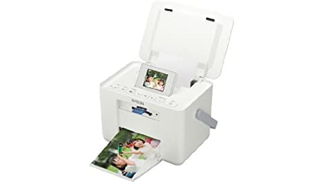 Amazon In Buy Epson Picturemate Pm245 Colour Inkjet Printer Online