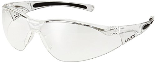 Honeywell A800 A800 Series Eyewear, Clear Lens, Anti-Scratch Coating (Pack of 10)