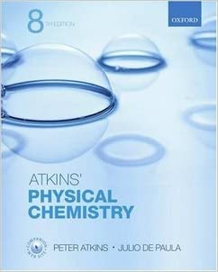 Atkins physical chemistry 8th edition amazon books fandeluxe Image collections