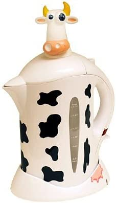 H&H Cow Kettle, Glaze Coating