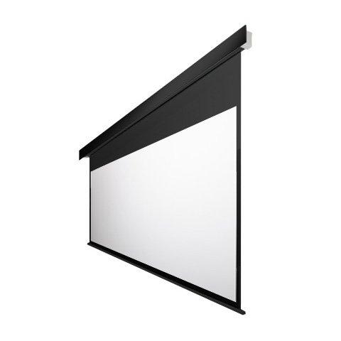 OS オーエス100型電動スクリーン SEP-100HM-MRK3-WG(黒パネル)   B01LZMSVIH