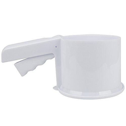 PP-NEST Baking Sugar Powder Flour Handheld Mesh Sifter MFS-01 by PP-NEST