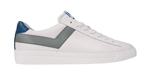 Marshmellow dazzling Sneakers Blue Star Top Low Pony Ox grey nwASpXSWq