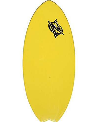 Zap Fish Skimboard 47X20.25'' Swallow Tail by Zap