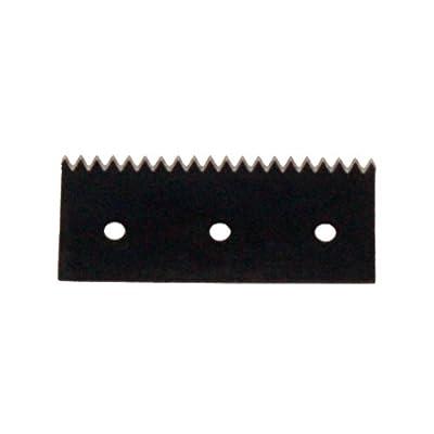Zenport ZLT1-10PK Replacement Tapener Blade 3-Blade Pack Fit44; Box of 10 : Garden & Outdoor